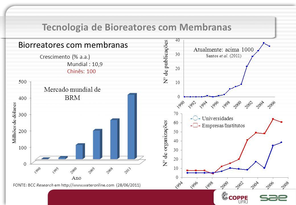 RegiãoPercentual América do Norte33 Ásia30 Europa Ocidental21 Outras16 Mercado PSM no mundo Brasil - Tecnologia importada - Falta de empresas & incent