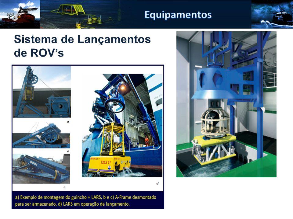 Sistema de Lançamentos de ROVs
