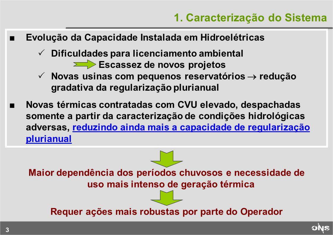 14 Uma forma de verificação de atendimento a essas condições desfavoráveis é a obtenção pelo ONS de Indicadores de Segurança.