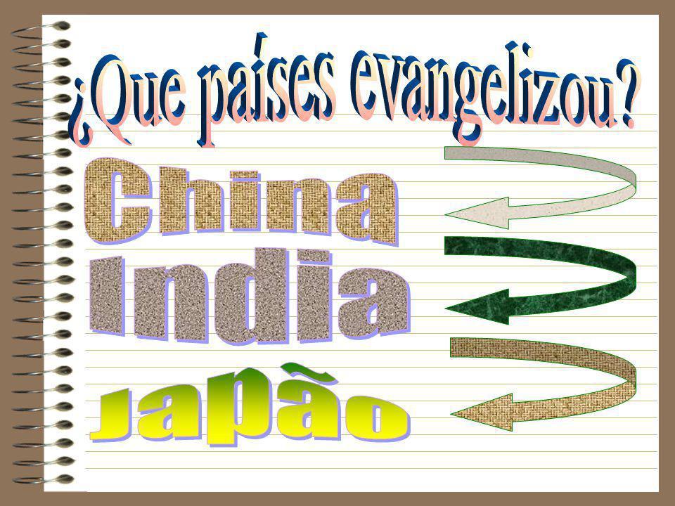 Viajou para as Malacas, para seguir pregando e baptizando. Viajou para a China, para pregar aí o Evangelho. Viajou para Lisboa para pedir ajuda ao rei