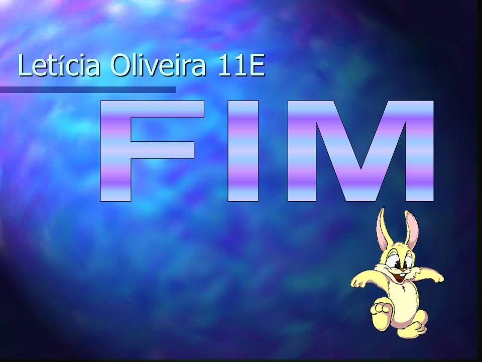 Let í cia Oliveira 11E