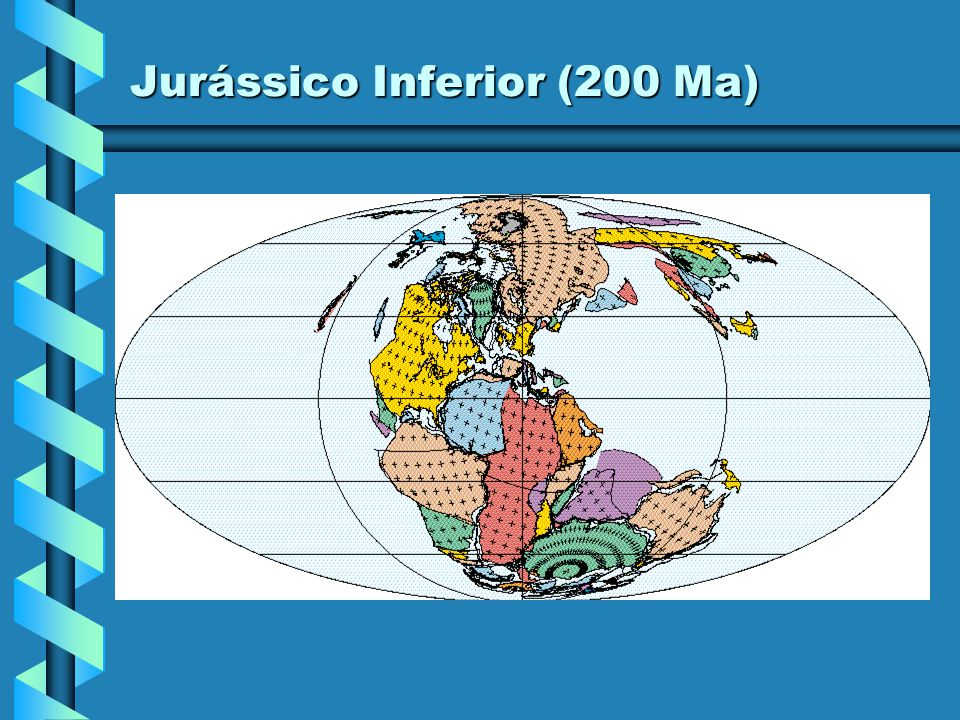 Deriva continental Em 1912 Alfred Wegener propôs que há cerca de 200 milhões todos os continentes estariam unidos num supercontinente designado por Pa