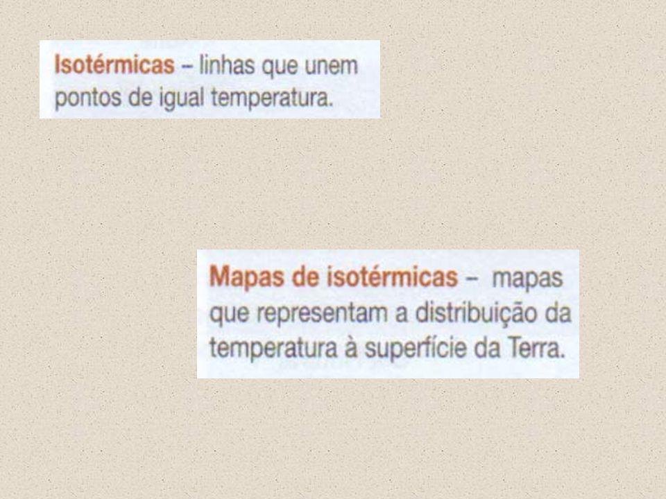 A TEMPERATURA A NÍVEL MUNDIAL JANEIRO AGOSTO HEMISFÉRIO NORTE MAIS FRIO EM JANEIRO E MAIS QUENTE EM AGOSTO, CONTRARIAMENTE AO QUE SE PASSA NO HEMISFÉRIO SUL PARALELISMO ENTRE AS ISOTÉRMICAS E OS PARALELOS EQUADOR TÉRMICO NÃO SE AFASTA MUITO DO EQUADOR GEOGRÁFICO