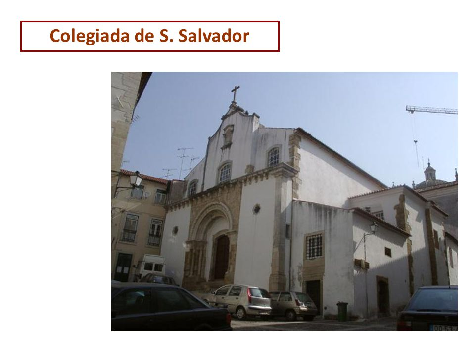 Colegiada de S. Salvador