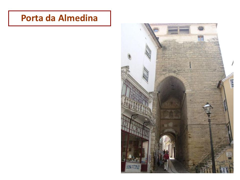 Porta da Almedina