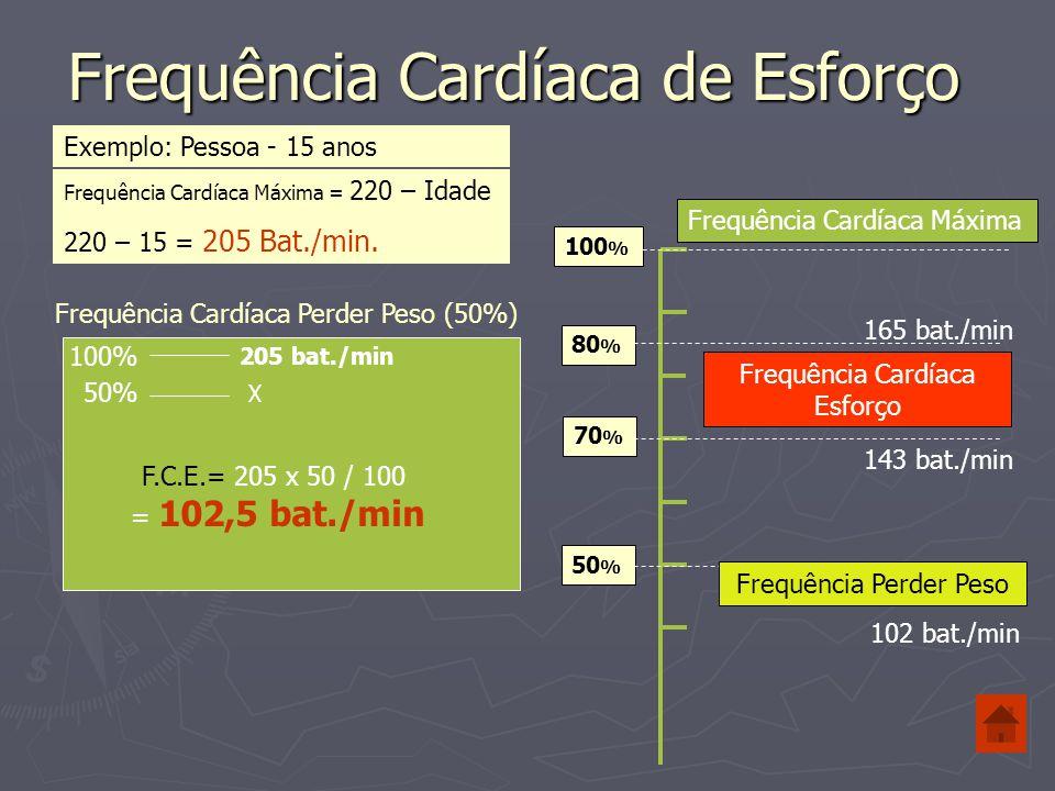 Tipo de Exercícios Ritmo regular Ritmo regular Duração da corrida elevada Duração da corrida elevada 20 – 30 minutos Percurso Plano Percurso Plano