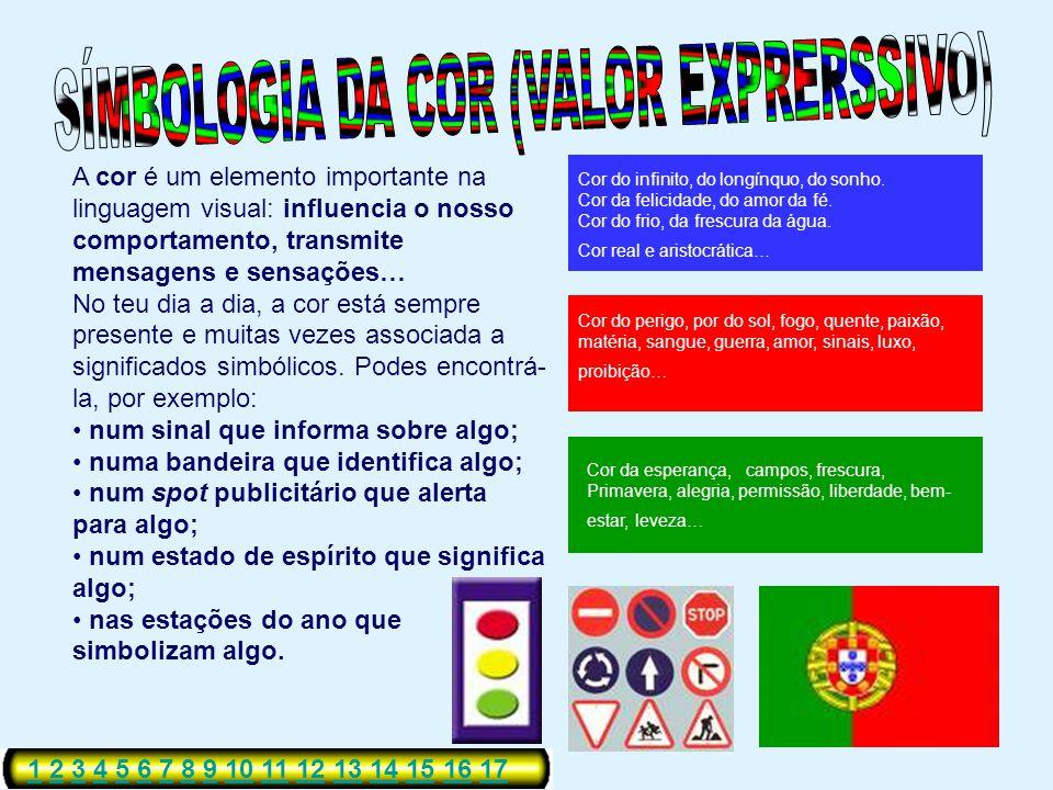 As Cores Complementares são as cores opostas no círculo cromático. Os pares básicos (cores primárias e secundárias) de cores complementares são o verd