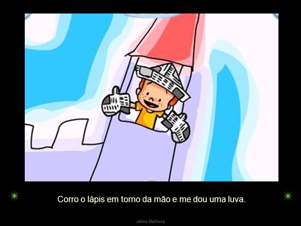 Jaime Barboza E com cinco ou seis retas é fácil fazer um castelo.