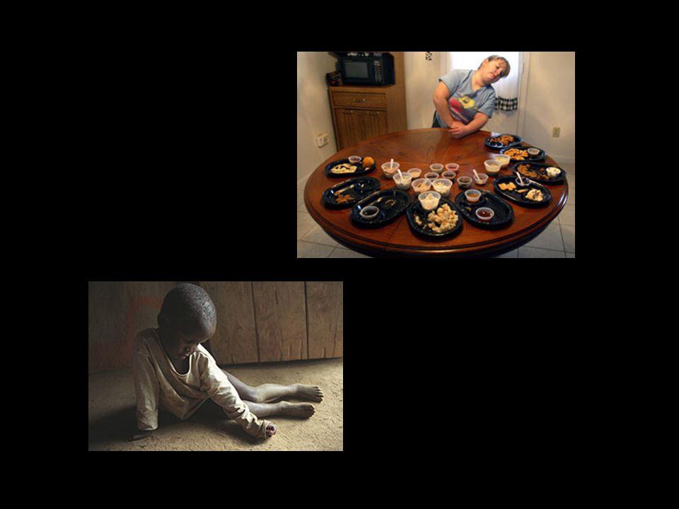 O mais recente levantamento do Banco Mundial diz que 54,7 por cento da humanidade vive em estado de miséria ou pobreza extrema.