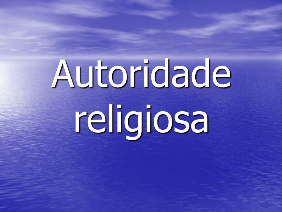 Autoridade religiosa