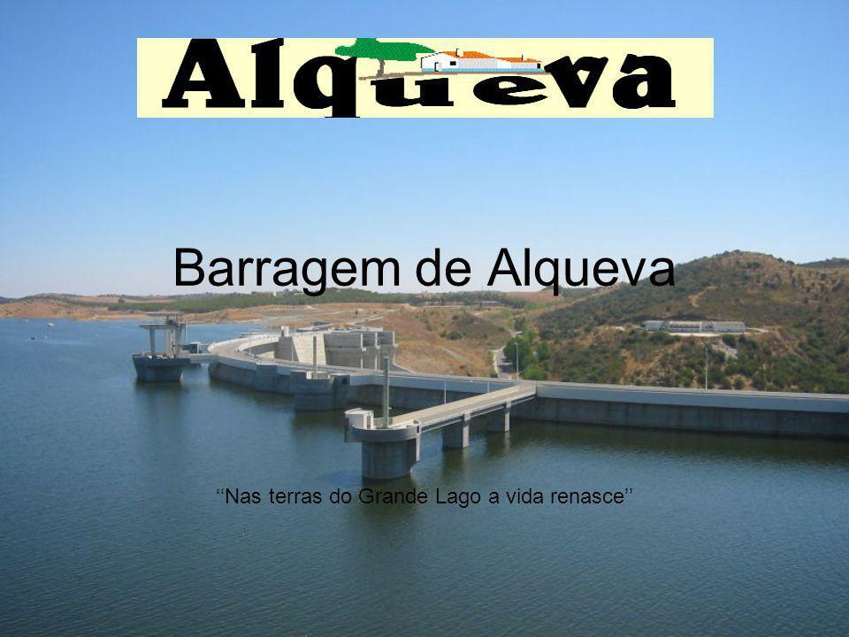 Barragem de Alqueva Nas terras do Grande Lago a vida renasce