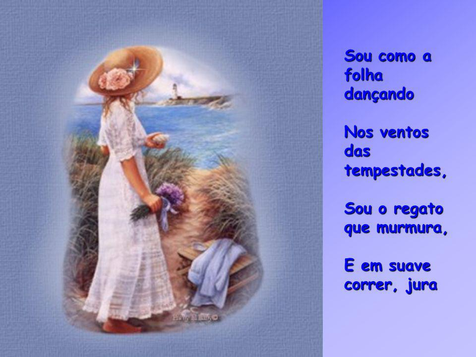A saudade e a chegada, O choro e a recompensa, A falta e a presença, O descanso e a jornada.