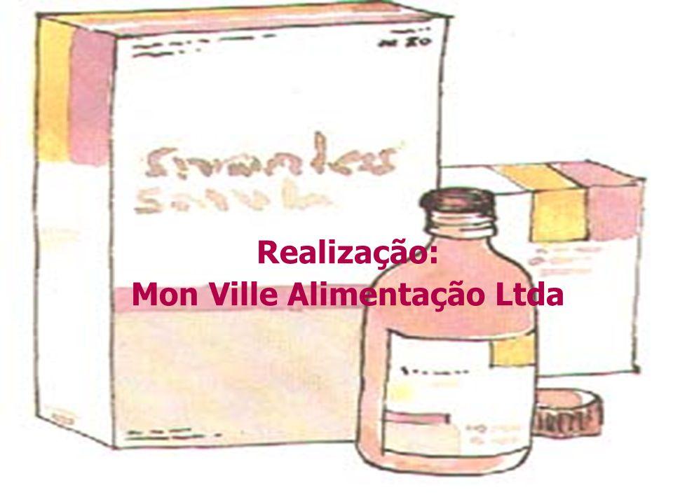 Realização: Mon Ville Alimentação Ltda
