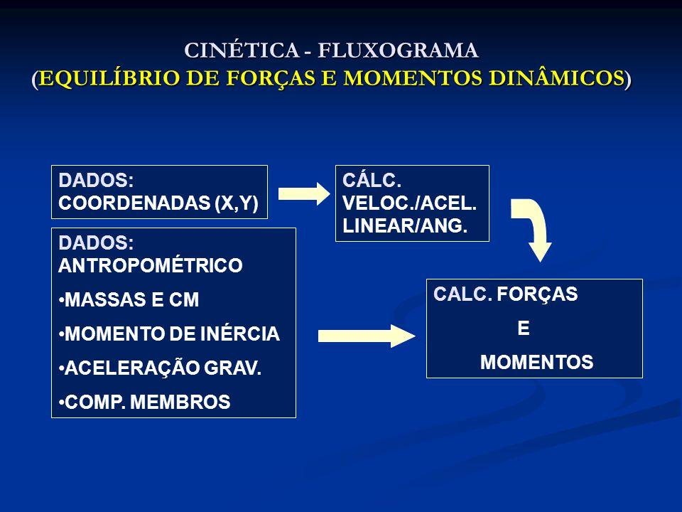 Exercício (com base no exemplo) Descrever o modelo matemático bidimensional (Estático) do braço, preferencialmente em linguagem MATLAB.