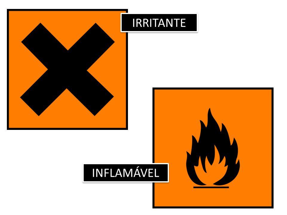 IRRITANTE INFLAMÁVEL