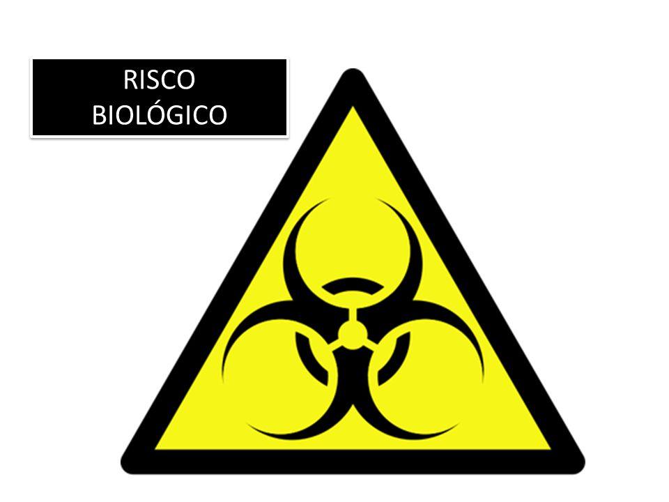 RISCO BIOLÓGICO RISCO BIOLÓGICO