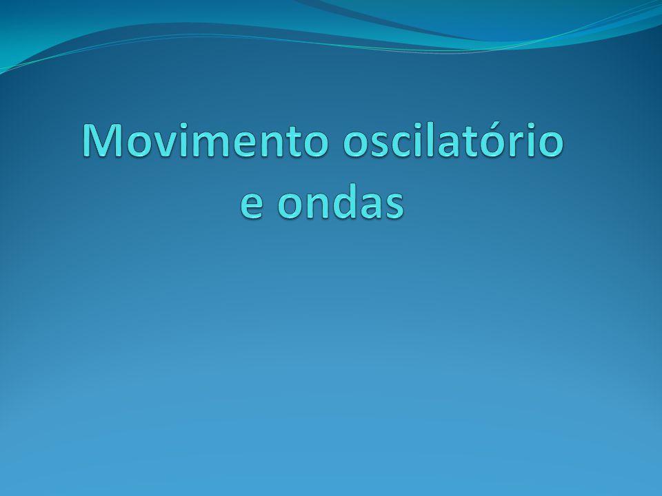 Movimento oscilatório Preliminar: Potenciais