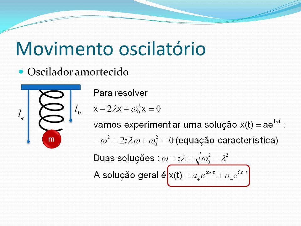 Ondas harmónicas (x,0)=a cos(mx); a é a amplitude (x,t)=a cos[m(v-vt)] 2π/m=λ é o comprimento de onda.