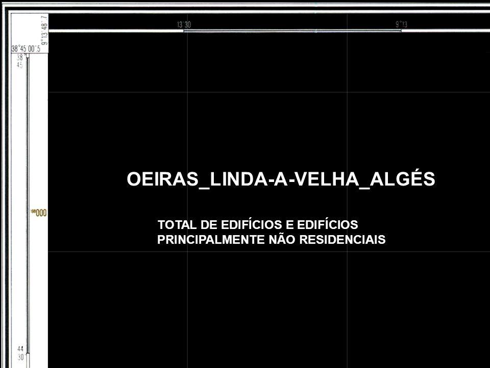 OEIRAS_LINDA-A-VELHA_ALGÉS TOTAL DE EDIFÍCIOS E EDIFÍCIOS PRINCIPALMENTE NÃO RESIDENCIAIS