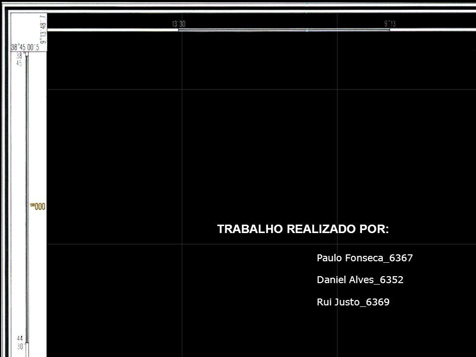TRABALHO REALIZADO POR: Paulo Fonseca_6367 Daniel Alves_6352 Rui Justo_6369