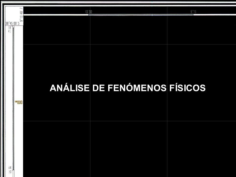ANÁLISE DE FENÓMENOS FÍSICOS