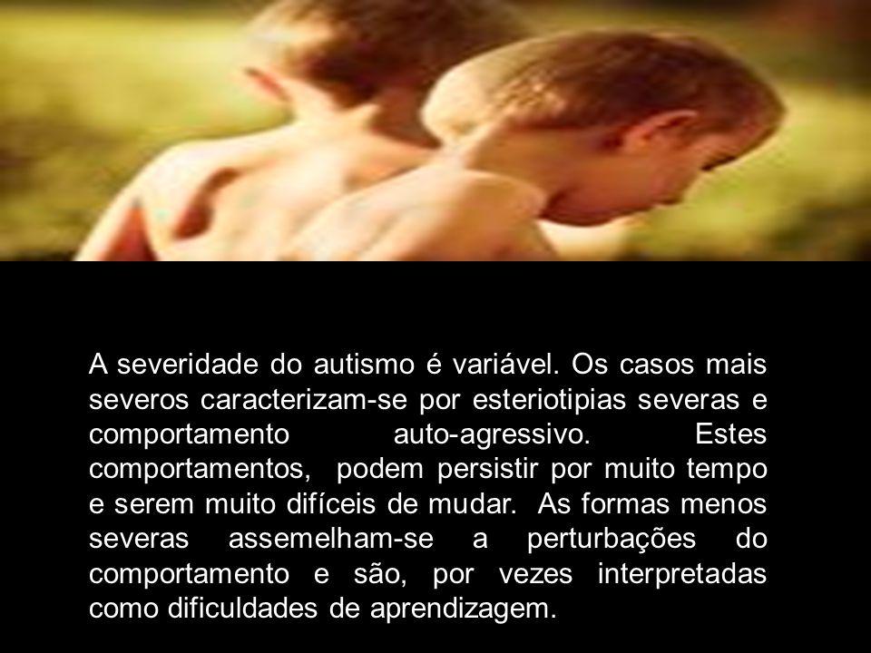 O Autismo, foi descrito pela primeira vez em 1943, pelo médico austríaco Leo Kanner, trabalhando no Johns Hopkins Hospital, em seu artigo Autistic disturbance of affective contact, na revista Nervous Child , vol.