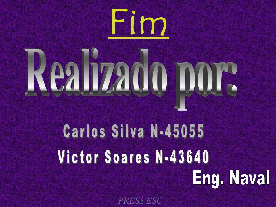 Fim PRESS ESC