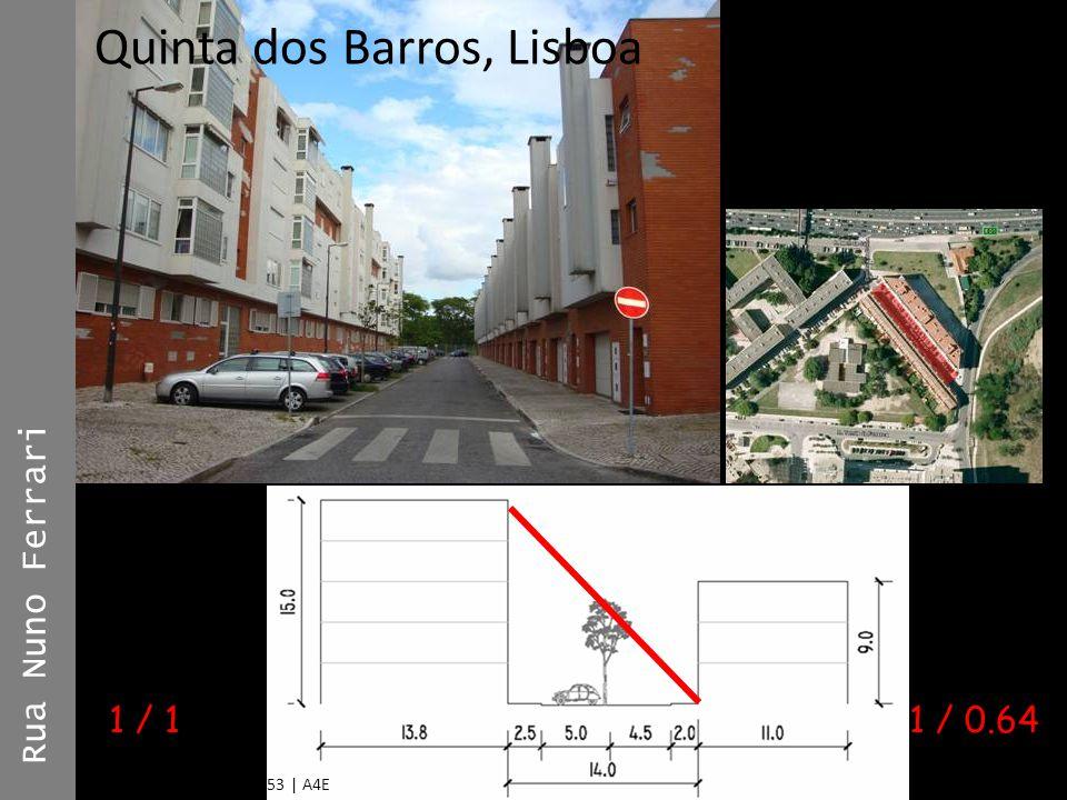 Rua Nuno Ferrari Quinta dos Barros, Lisboa Ana Mónica Moura | #6753 | A4E 1 / 0.641 / 1