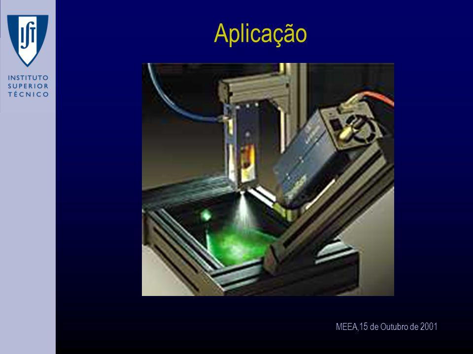 MEEA,15 de Outubro de 2001 Vidicons Tubo analisador do tipo fotocondutor.
