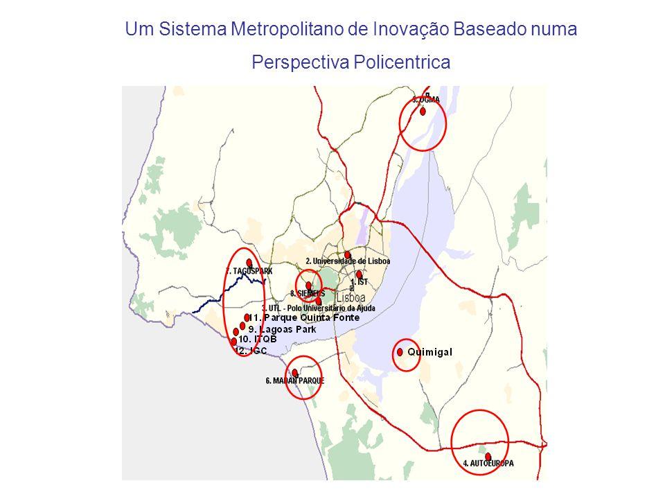 Um Sistema Metropolitano de Inovação Baseado numa Perspectiva Policentrica