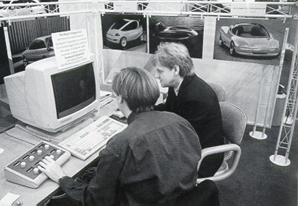 Uma realidade ultrapassada: intrepertar ideias e produzir esquemas para produção British Aerospace, 1960