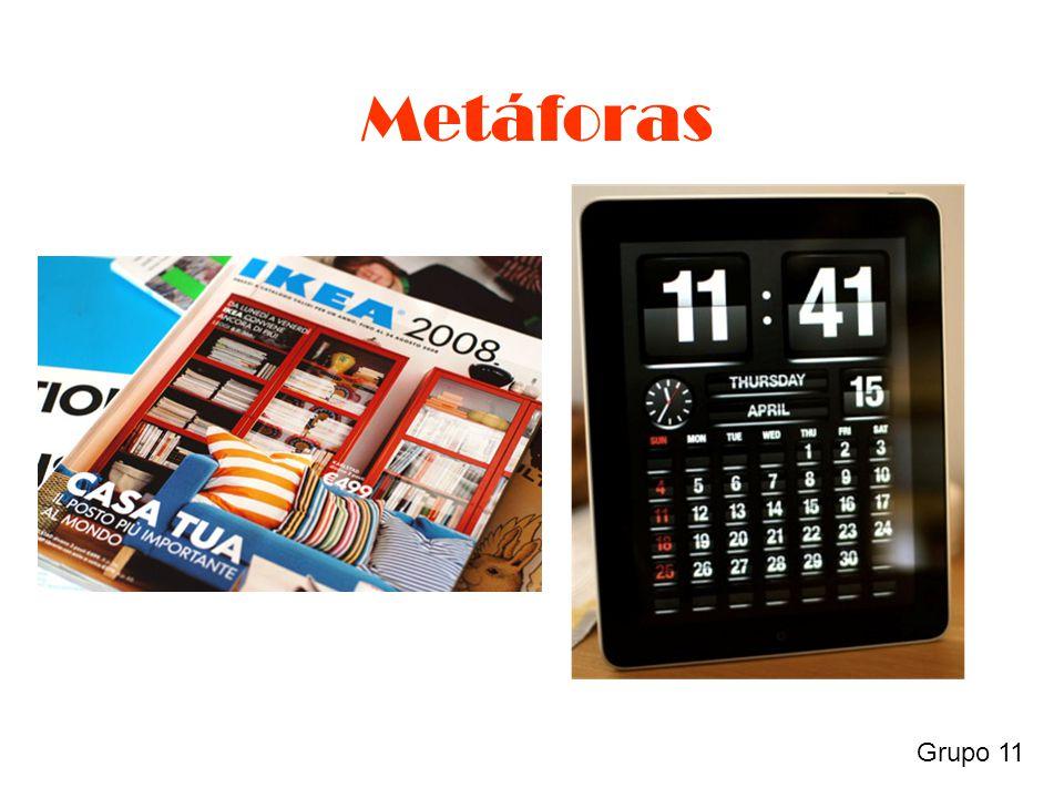 Grupo 11 Metáforas