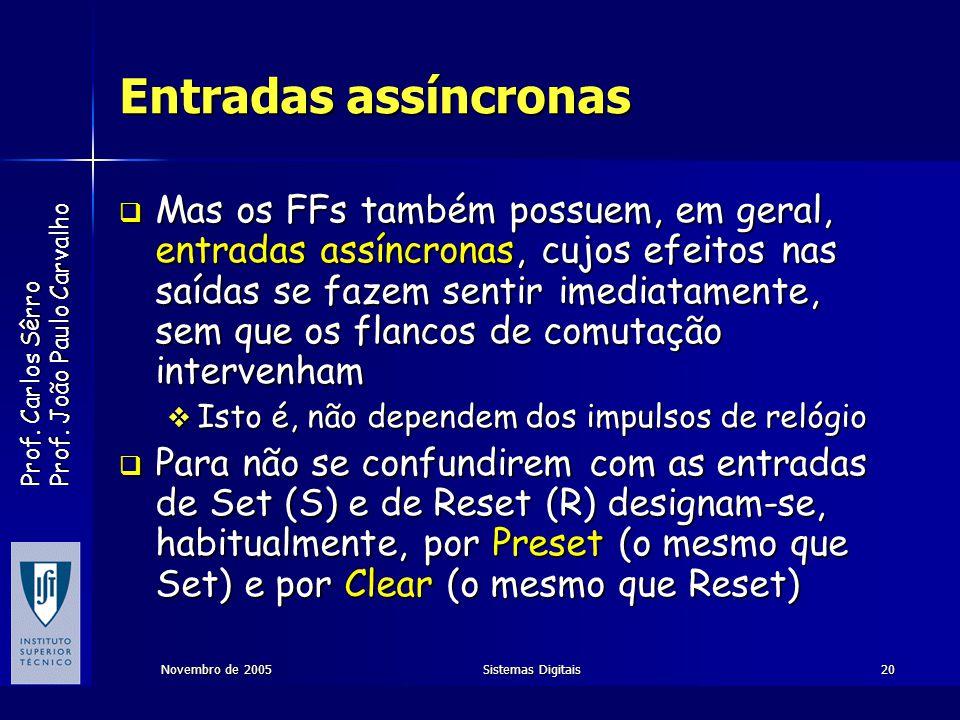 Prof.Carlos Sêrro Prof.