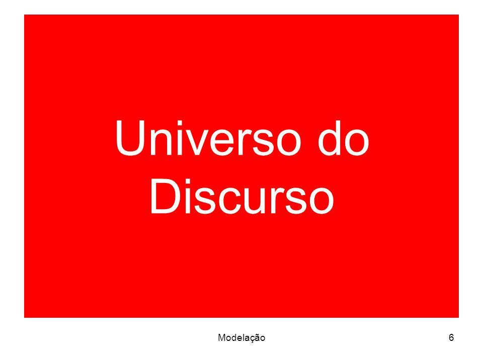 Modelação6 Universo do Discurso