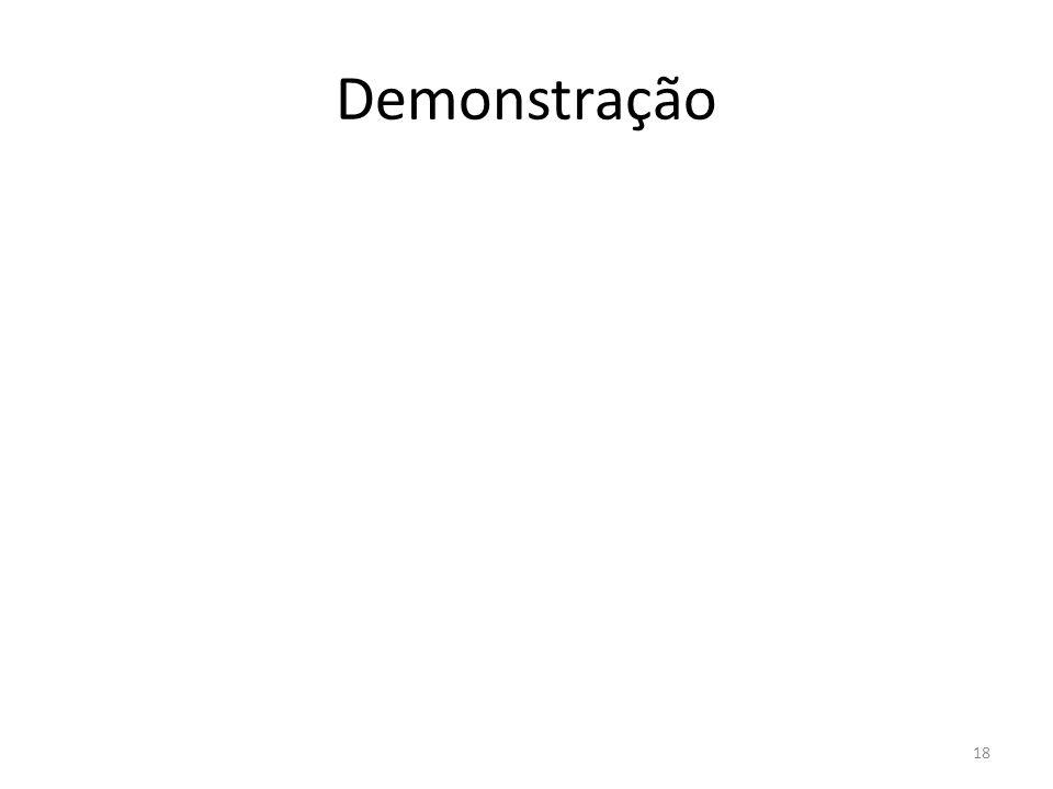 Demonstração 18