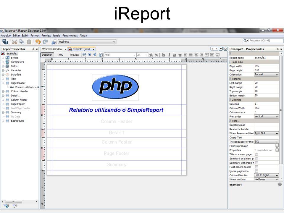 iReport 9