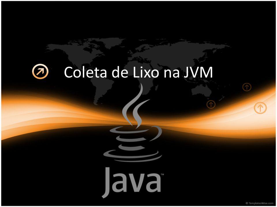 Coleta de Lixo na JVM