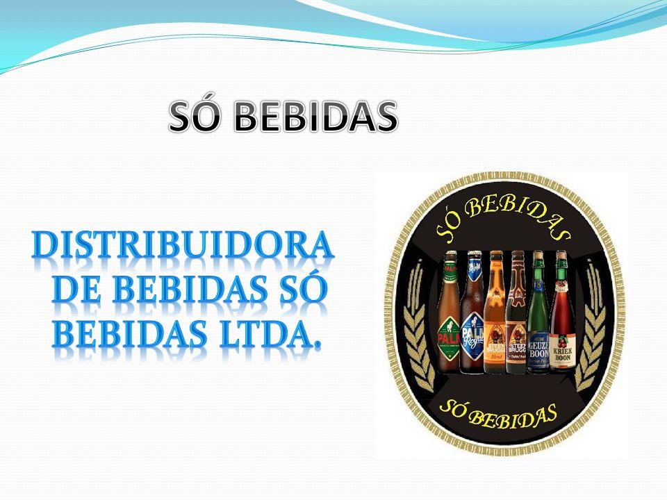 A HISTORIA DA EMPRESA A distribuidora so bebidas foi lançada em 1988 por um grupo de 6 amigos da cidade de sabará.