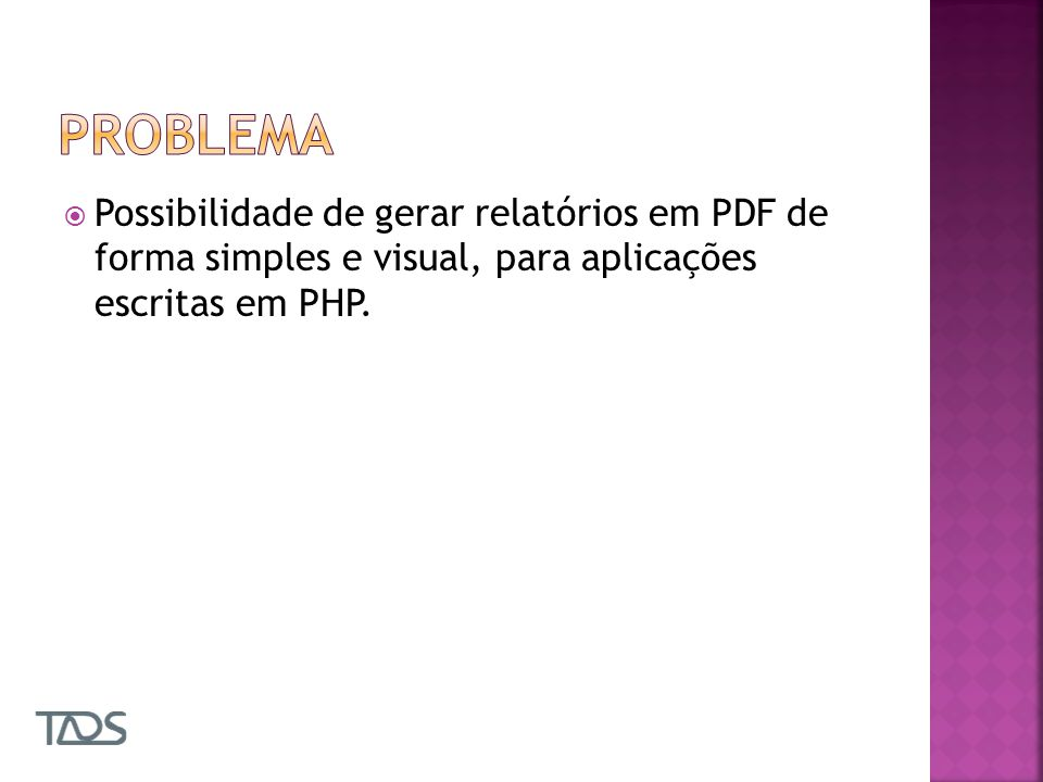 PDFlib FPDF PHP/Java Bridge JasperReport