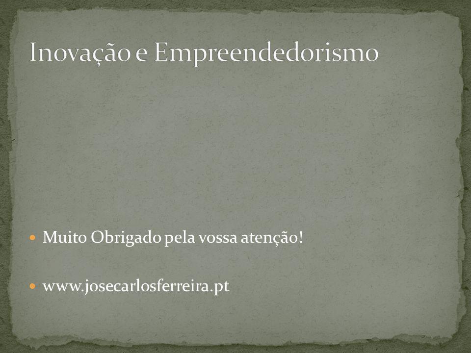 Muito Obrigado pela vossa atenção! www.josecarlosferreira.pt