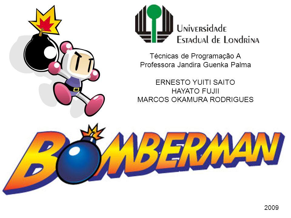 Desenvolvido originalmente pela Hudson Soft Primeiro lançamento: 1983 para computadores de 8-bit Novos jogos da franquia continuam a ser lançados: há mais de 60 jogos diferentes Bomberman