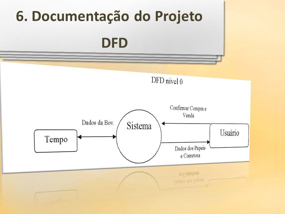 DFD 6. Documentação do Projeto