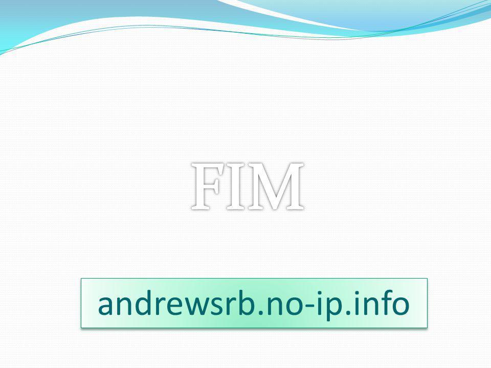 andrewsrb.no-ip.info