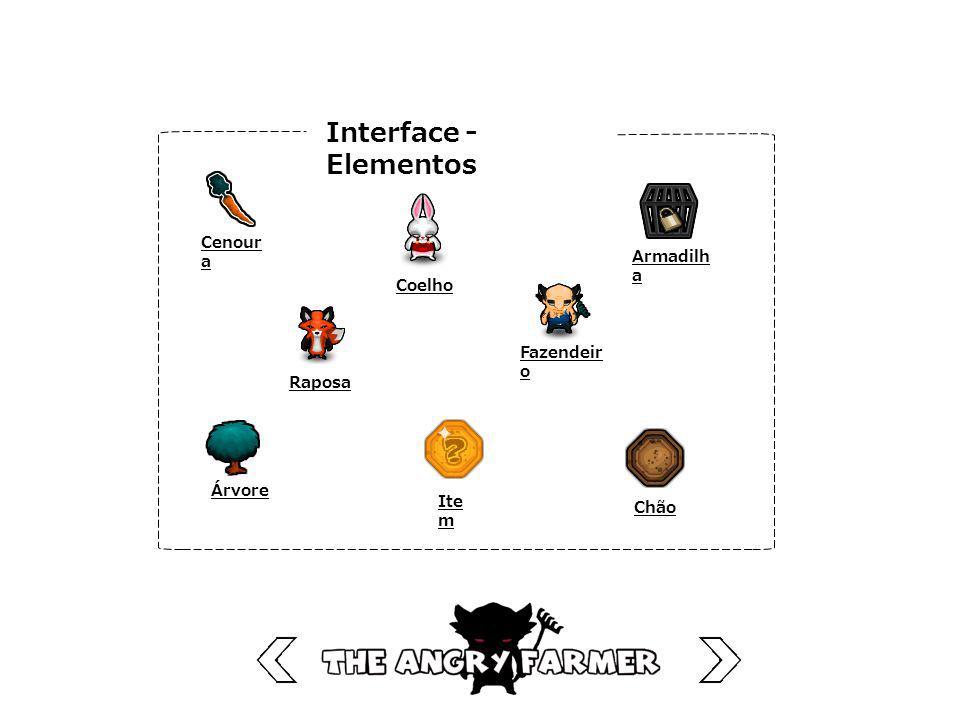 Interface - Animações