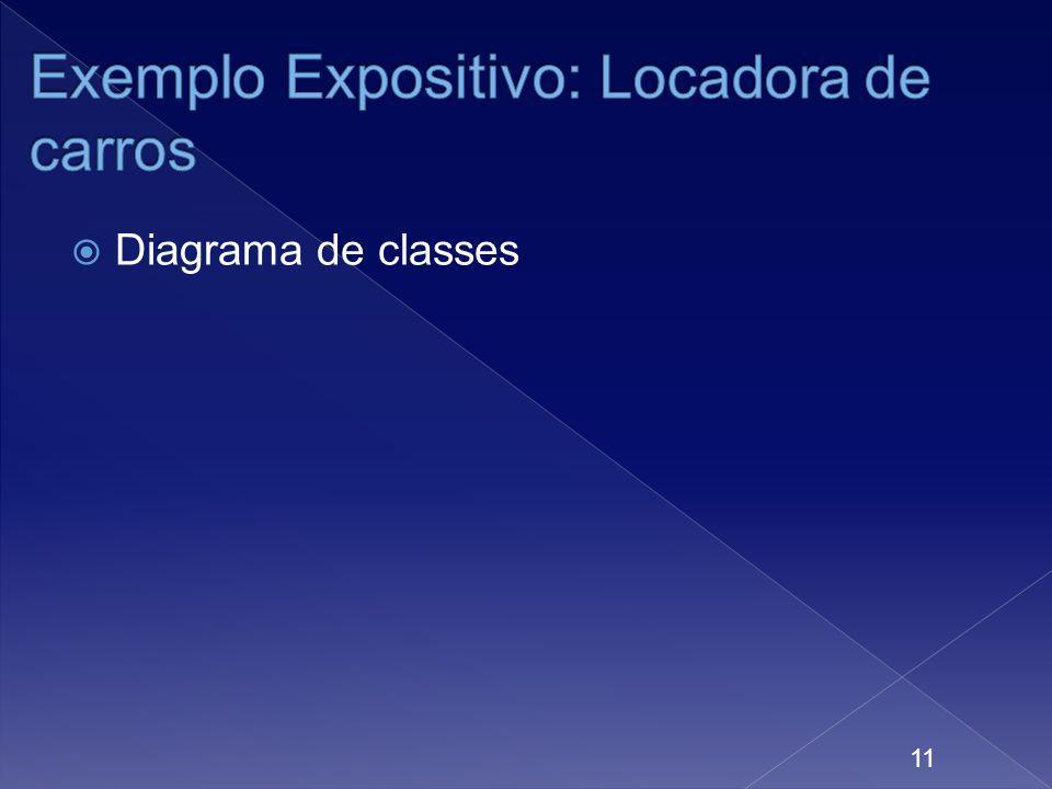 Diagrama de classes 11