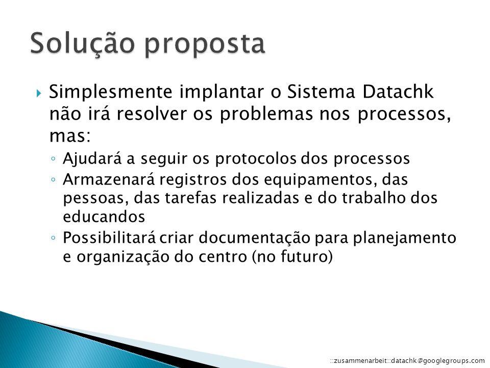 Datachk Recebimento Entrega Manutenção Estoque Doação ::zusammenarbeit::datachk@googlegroups.com