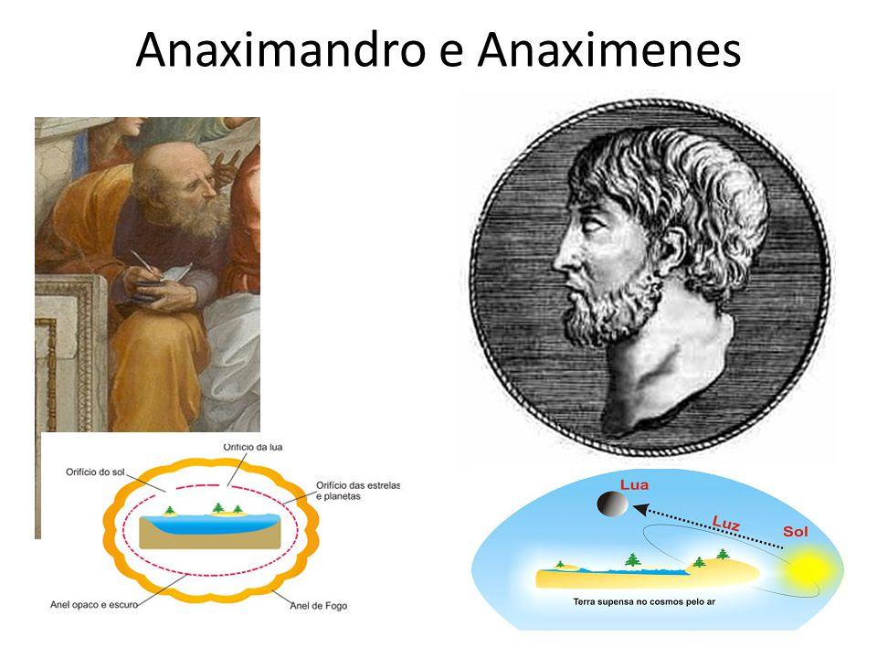 Anaximandro e Anaximenes