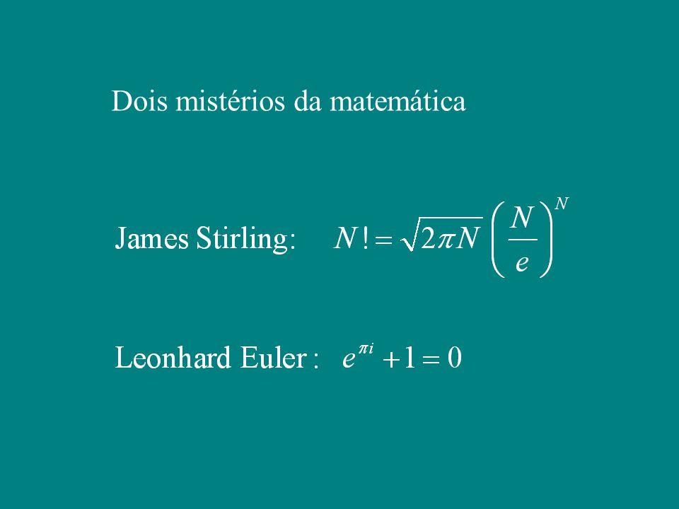 Dois mistérios da matemática
