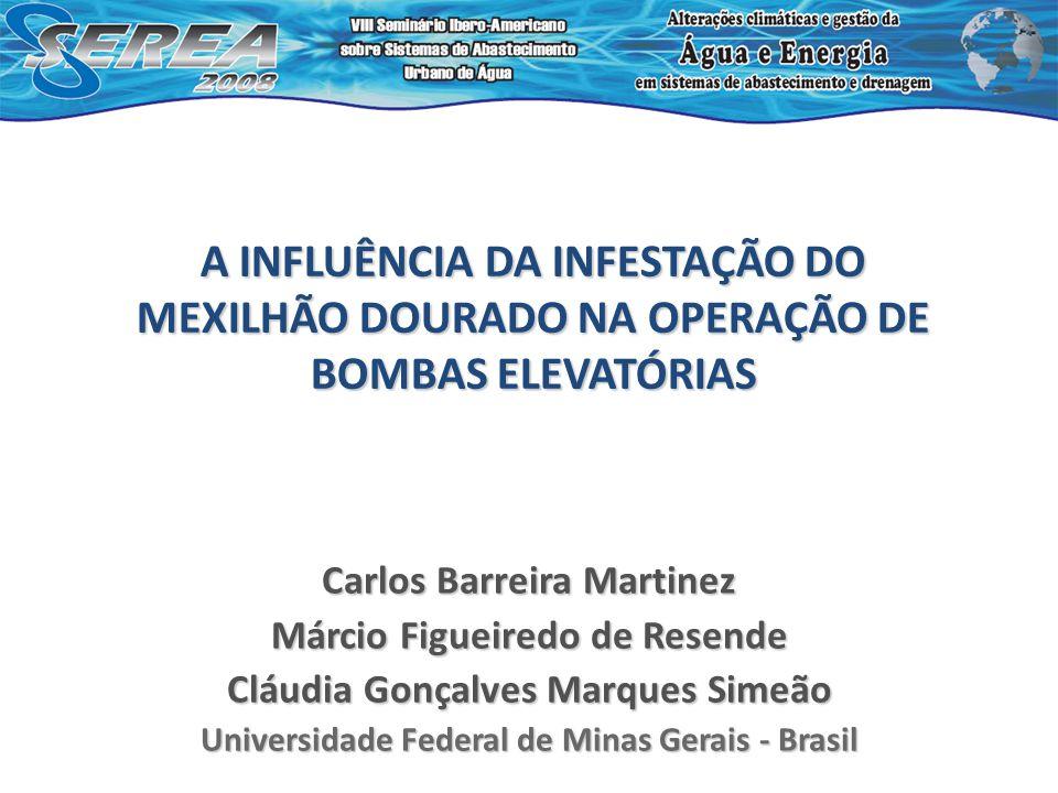Avaliação da influência no sistema de adução de turbo-bombas Estudo de caso 70m 397,0 470,0 Moto-bomba 2m 5m Lrecalque = 550m Lequiv.