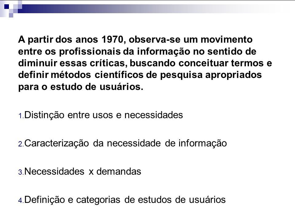 BARRETO, Aldo de Albuquerque.A questão da informação.